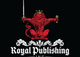 Logo Design for Royal Publishing Inc - Red Rubber Media